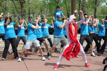 MN Aids Walk 2014