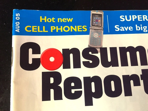 """Remember when flip cell phones were """"hot""""?"""
