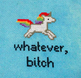 delight_sassy unicorn