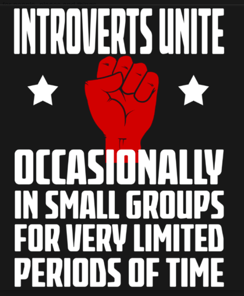 deights_introverts unite (funny)